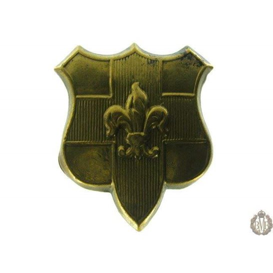 1B/034 - The Lincolnshire Yeomanry Regiment Collar Badge
