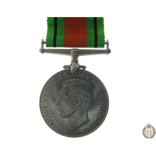 1B/047 - WW2 1939 - 1945 Defence Medal