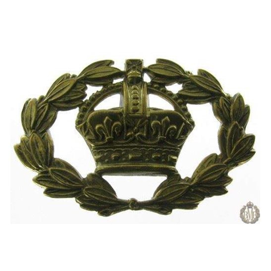 1B/060 - Warrant Officer's Arm / Sleeve Cap Badge