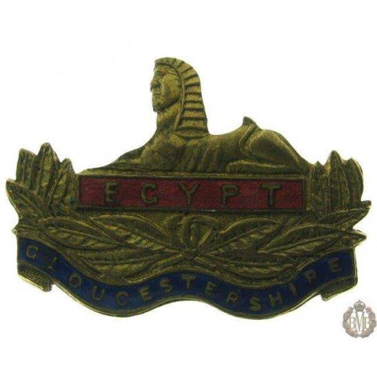 additional image for 1B/063 - Worcestershire / Worcester Regiment Shoulder Title