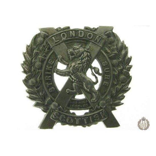 1C/016 - The London Scottish Regiment Cap Badge