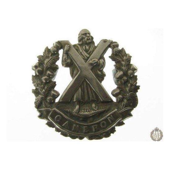 1C/017 - Cameron Highlanders Regiment Cap Badge