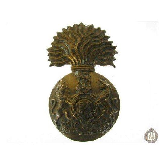 """1C/019 - Scots """"Scottish"""" Fusiliers Regiment Cap Badge"""