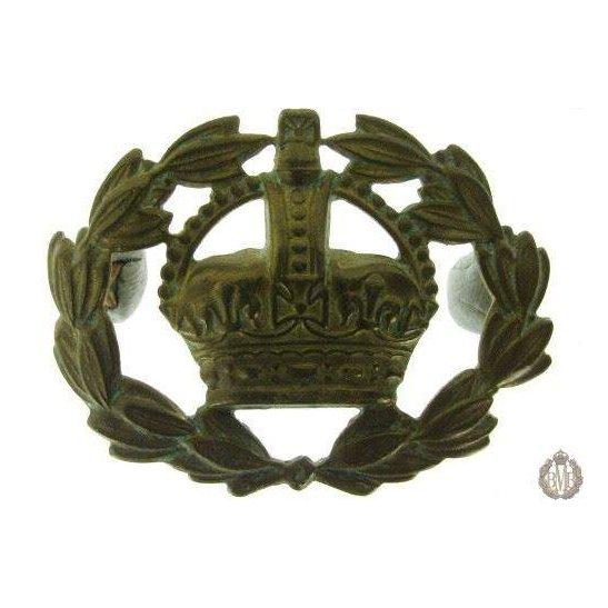 1C/022 - Warrant Officer's Arm / Sleeve Cap Badge