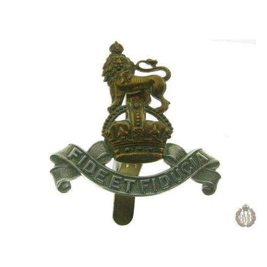 1C/031 - Royal Army Pay Corps RAPC Cap Badge