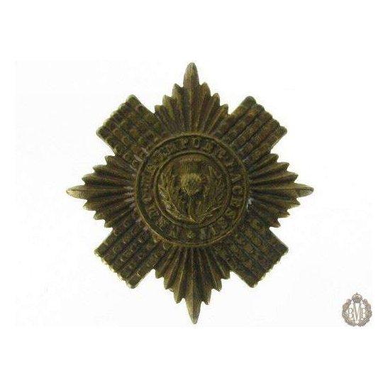 1D/009 - The Scots Guards Regiment Cap Badge - Scottish