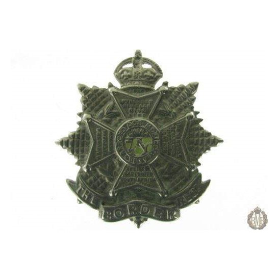 1D/017 - The Border Regiment Cap Badge