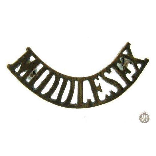 1E/005 - The Middlesex Regiment Shoulder Title