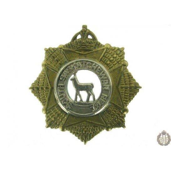 1G/003 - South Saskatchwan Canadian Regiment Cap Badge