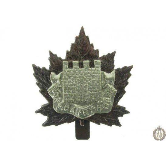 1G/006 - Fort Garry Horse Canadian Regiment Cap Badge