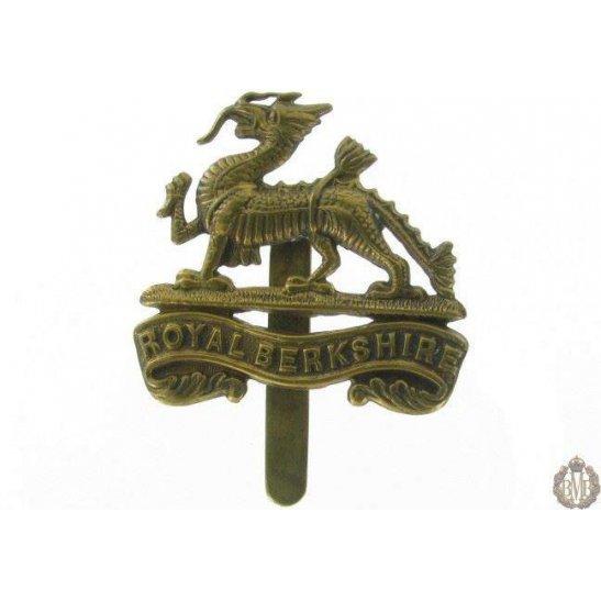 1I/004 - Royal Berkshire Regiment Cap Badge