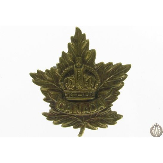 1I/007 - Royal Warwickshire Regiment Cap Badge