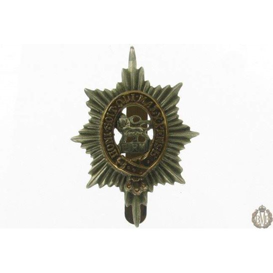 1I/037 - The Worcestershire Regiment Cap Badge