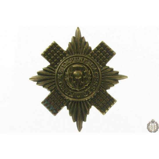 1I/040 - The Scots Guards Regiment Cap Badge