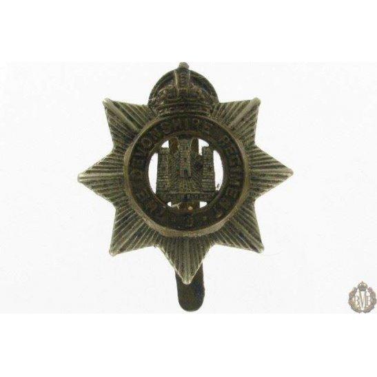 1I/043 - The Devonshire / Devon Regiment Cap Badge