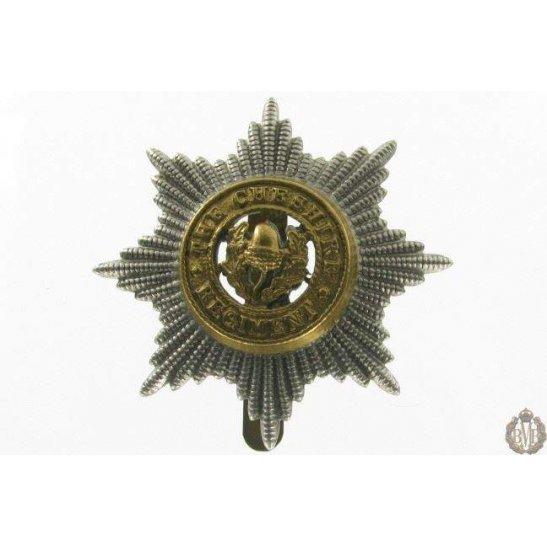 1I/046 - The Cheshire Regiment Cap Badge