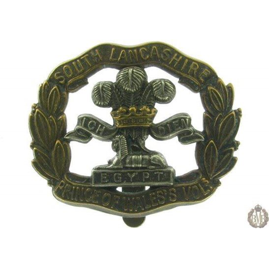 1I/053 - South Lancashire Regiment Cap Badge