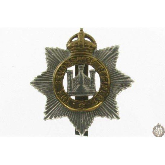 1I/066 - The Devonshire / Devon Regiment Cap Badge