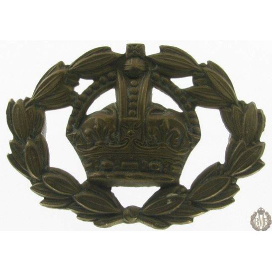 1I/104 - Warrant Officer's Arm / Sleeve Cap Badge