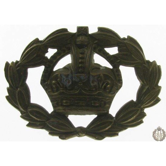 1I/109 - Warrant Officer's Arm / Sleeve Cap Badge