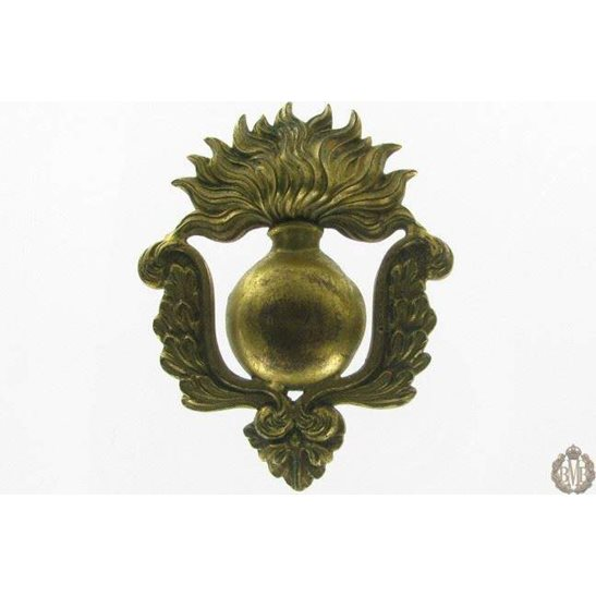 1I/111 - UNKNOWN Foreign Army Cap Badge Italian? French Belgian?