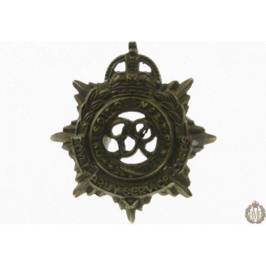 1I/112 - Royal Army Service Corps RASC Collar Badge
