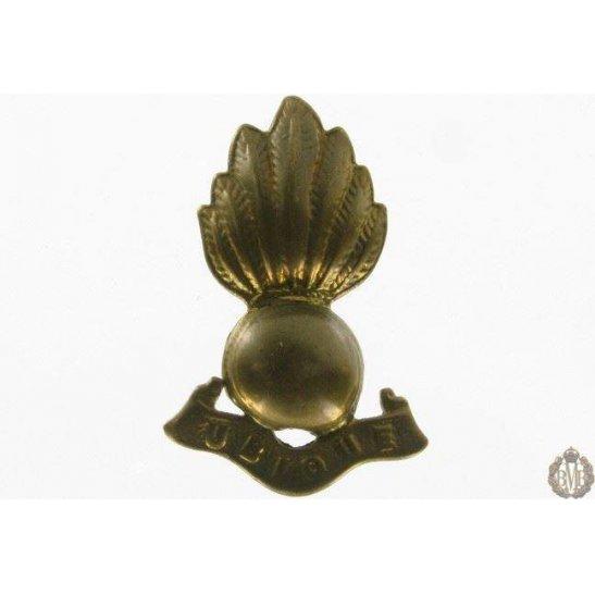 1I/114 - Royal Artillery Regiment RA Collar Badge
