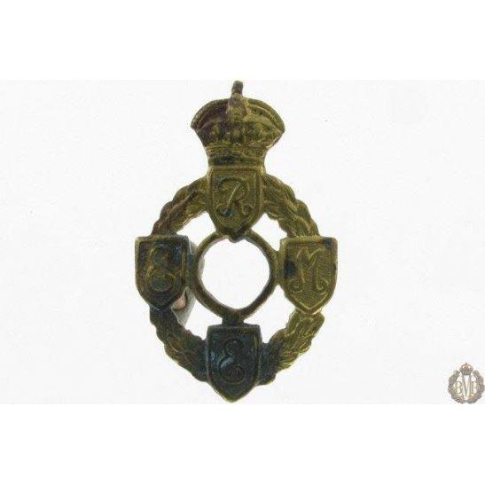 1I/118 Royal Electrical & Mechanical Engineers REME Collar Badge
