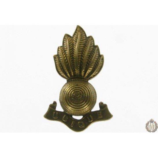 1I/121 - Royal Artillery Regiment RA Collar Badge
