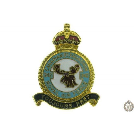 additional image for 7 Squadron Royal Air Force Lapel Badge RAF