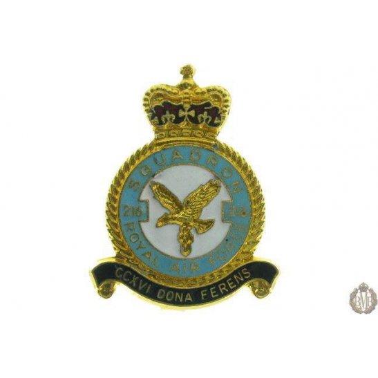 216 Squadron Royal Air Force Lapel Badge RAF