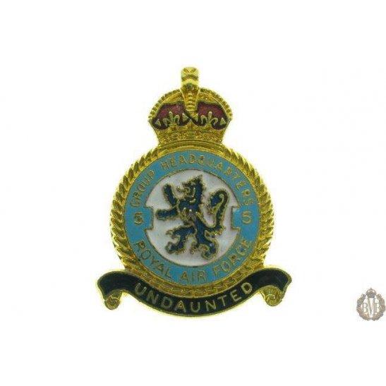 5 Group Headquarters Royal Air Force RAF Lapel Badge