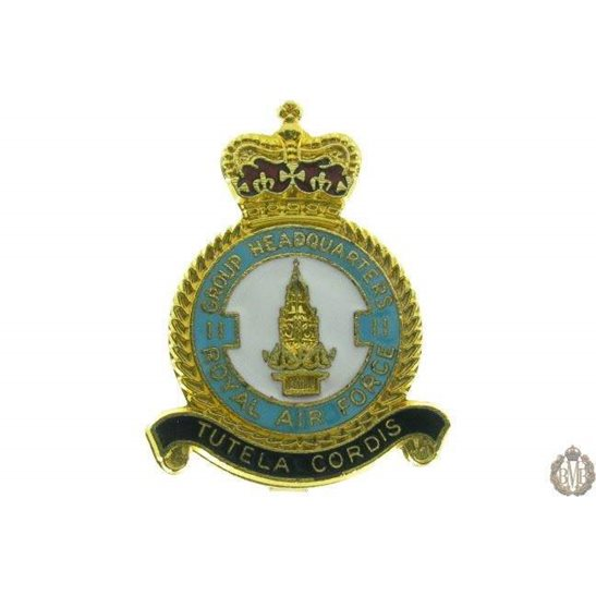 11 Group Headquarters Royal Air Force RAF Lapel Badge