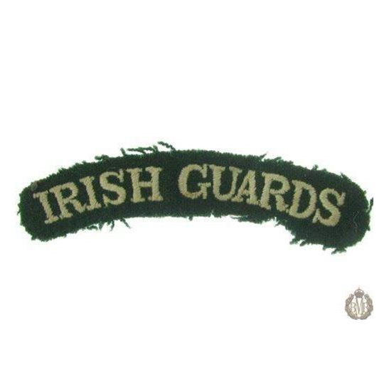 1I/138 - Irish Guards Regiment Cloth Shoulder Title