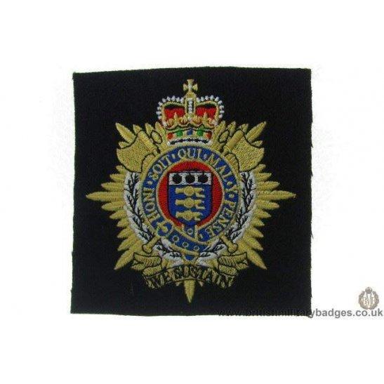 R1A/06 - Royal Logistics Corps RLC Blazer Badge
