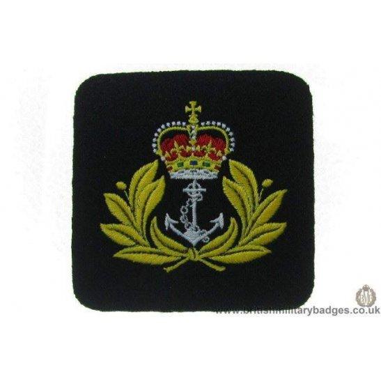 R1A/08 - Royal Navy Blazer Badge