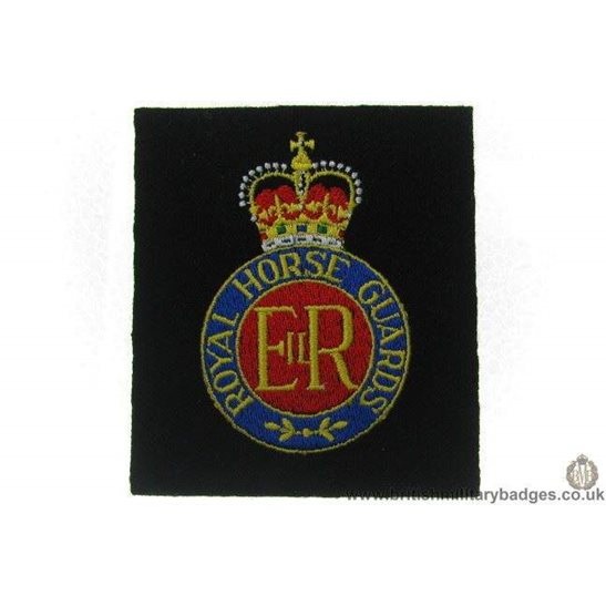 R1A/13 - Royal Horse Guards RHG Regiment Blazer Badge