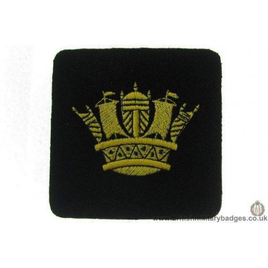 R1A/30 - Merchant Navy Blazer Badge