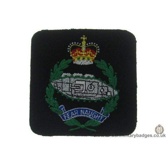R1A/63 - Royal Tank Regiment Blazer Badge