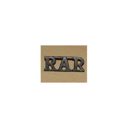 DD09/063 - Royal Australian Regiment Shoulder Title