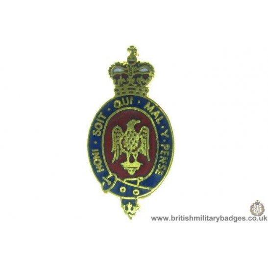 S1A/05 - Household Cavalry Regiment Lapel Badge