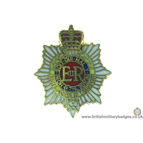 S1A/13 - Royal Corps of Transport RCOT Lapel Badge