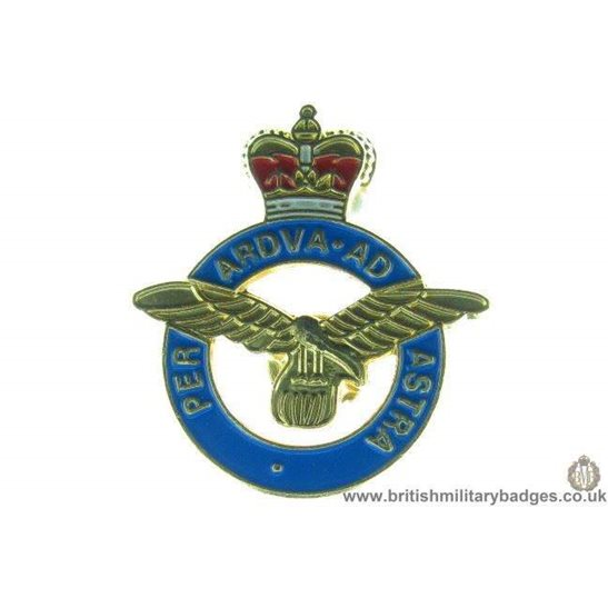 S1A/19 - Royal Air Force Association RAFA Lapel Badge