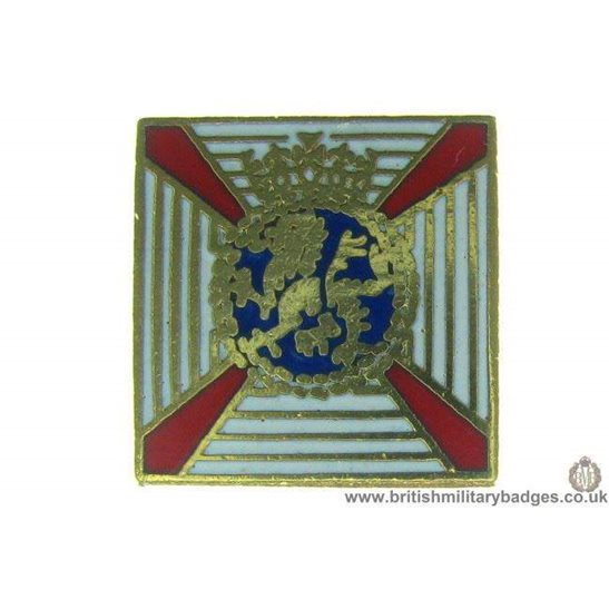 S1A/24 - The Duke of Edinburghs Royal Regiment Lapel Badge