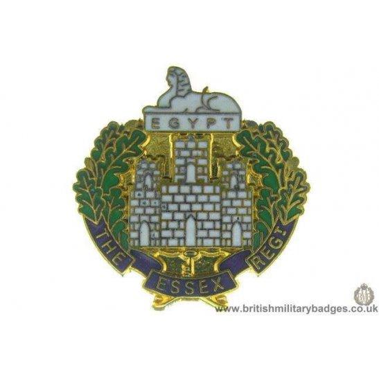 S1A/32 - The Essex Regiment Lapel Badge