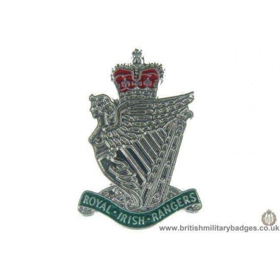 S1A/36 - Royal Irish Rangers Regiment Lapel Badge