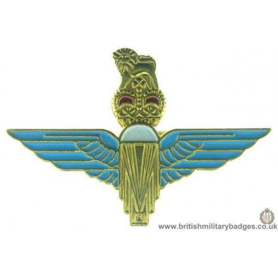 """S1A/48 - The Parachute """"Paras"""" Regiment Lapel Badge"""