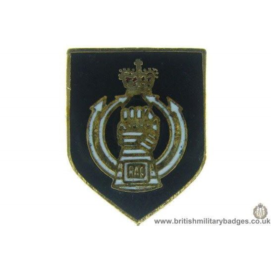S1A/73 - Royal Armoured Corps RAC Lapel Badge