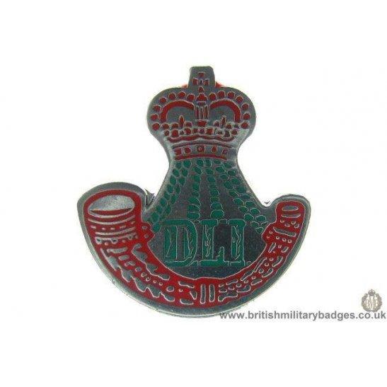 S1A/74 - Durham Light Infantry DLI Regiment Lapel Badge
