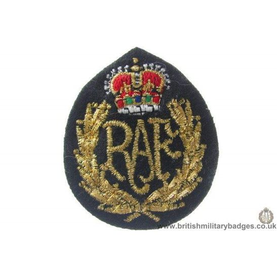 R1B/01 - Royal Air Force Blazer Badge